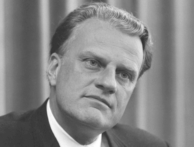Billy Graham - Real Examples of The Mandela Effect That Can't be Explained
