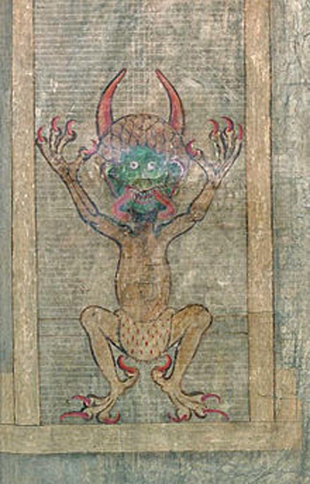 The Codex Gigas is one of many Cursed Books You Should Never Read