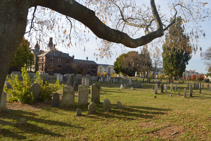 Howard Street Cemetery is one of the Most Haunted Cemeteries Around the World