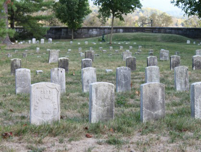 The Old Western burial ground is one of the Most Haunted Cemeteries Around the World