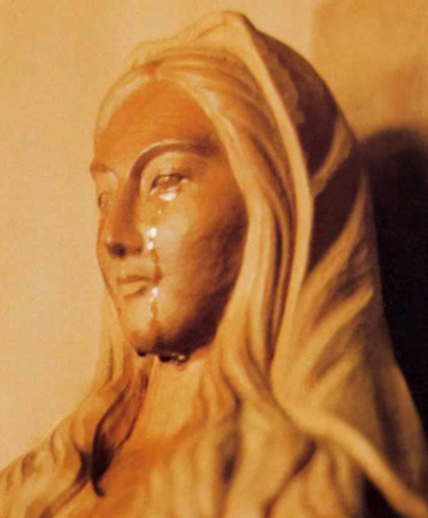 Our lady of Akita is one of the Most Bizarre Miracles Ever Documented