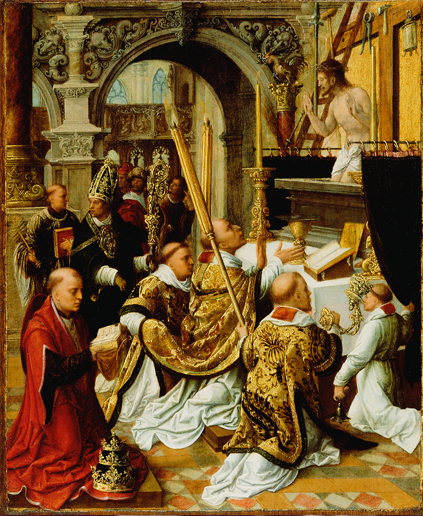 St Gregory the Great is one of the Most Bizarre Miracles Ever Documented