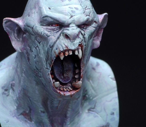 The Strigoi is one of many Creatures from Eastern European Folklore