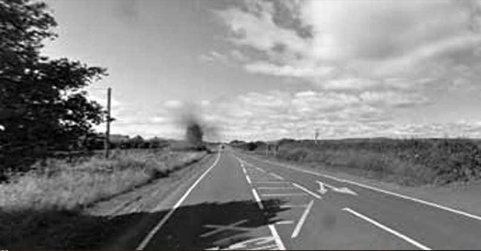 A75 is one of the Most Haunted Roads around the World