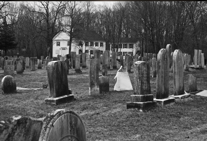 Union cemetery is one of the Most Haunted Cemeteries Around the World
