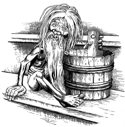Bannik is one of many Creatures from Eastern European Folklore
