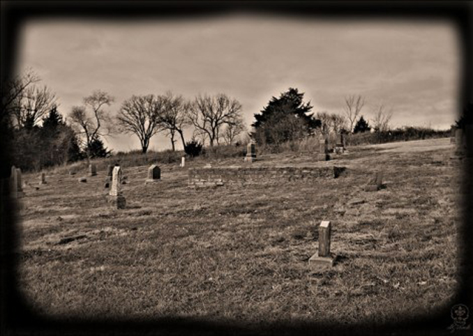 Stull Cemetery is one of the Most Haunted Cemeteries Around the World
