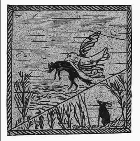 Terrifying creatures from Native American folklore