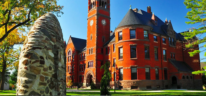 This is one of the most haunted schools in the world