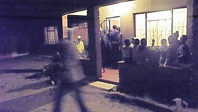 Headless ghost photographed in South Africa - Is This Proof of the Afterlife Caught on Camera?