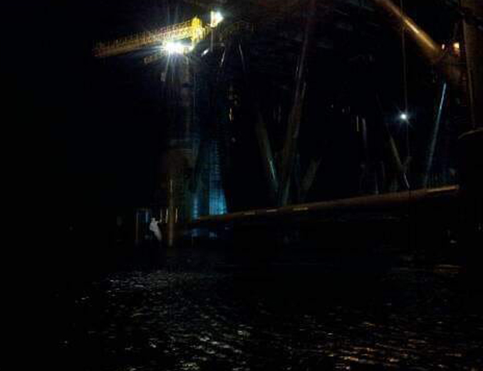 North shore oil worker photographs ghost on oil rig - Is This Proof of the Afterlife Caught on Camera?