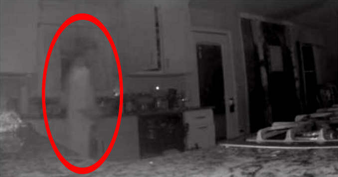 Woman's CCTV camera captures image of her deceased son - Is This Proof of the Afterlife Caught on Camera?