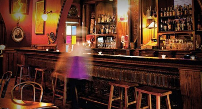 These are America's most haunted bars