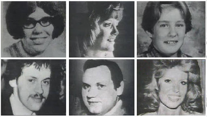 Famous cold cases that authorities can't solved