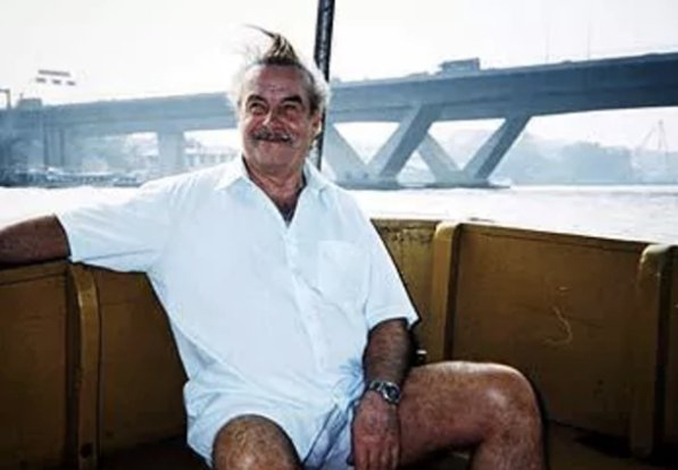 This real photo of Josef Fritzl has a chilling backstory