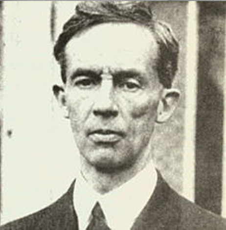 Photo of Robert Erskine Childers. A killer who uttered scary last words.