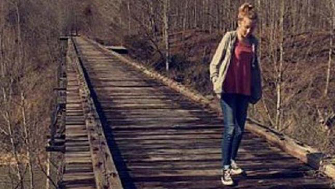 A girls snap chat may have caught her murderer in the Delphi murders.