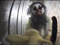 Scary Masked Intruders Caught on Camera