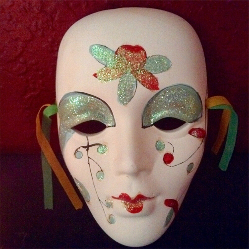 One of many cursed mask available on eBay. The Shemah cursed mask.