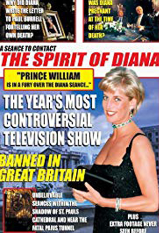 The Spirit of Diana pay per view cover.