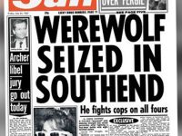 The Bizarre Case of the Southend Werewolf