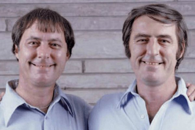 A photo of the Jim Twins