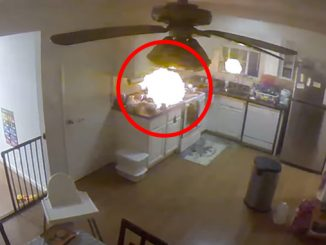 scary nest camera videos that freak people out