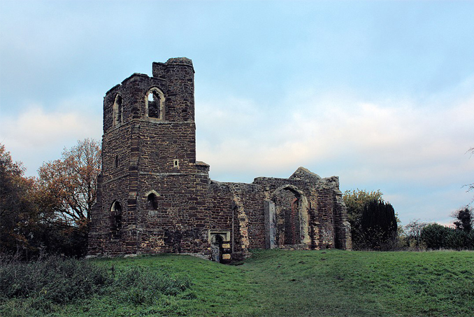 Clophill Church.