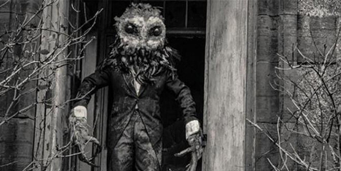 The Cornish Owlman.