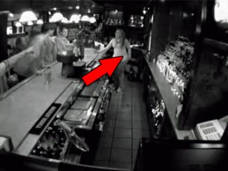 This paranormal footage will give you the creeps